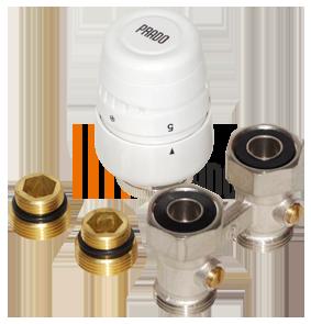 Комплект подключения Universal прямой (KY01+(FC1006x2)+ET01)