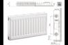 Радиатор PRADO Universal 11x300x1800