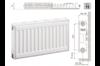 Радиатор PRADO Universal 11x300x2400